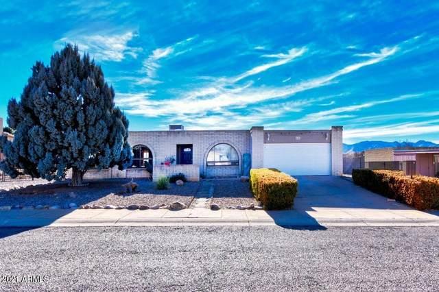 4380 Monarch Drive, Sierra Vista, AZ 85635 (MLS #6181515) :: Yost Realty Group at RE/MAX Casa Grande