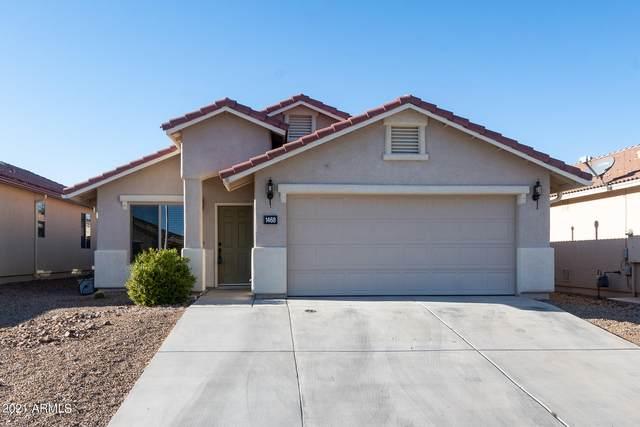 1468 Braddock Drive, Sierra Vista, AZ 85635 (MLS #6181527) :: The Property Partners at eXp Realty