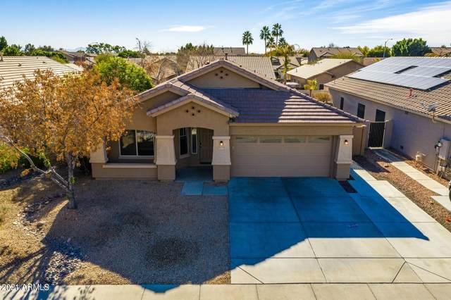 8135 W Harmony Lane, Peoria, AZ 85382 (MLS #6181529) :: Executive Realty Advisors
