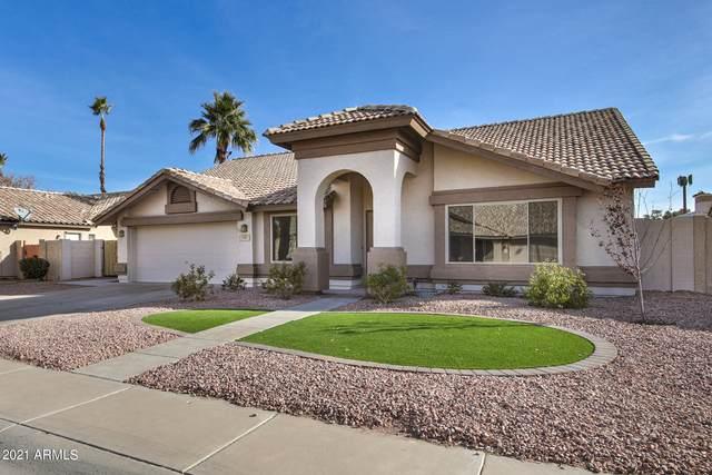875 S Vine Street, Chandler, AZ 85225 (MLS #6181538) :: Devor Real Estate Associates