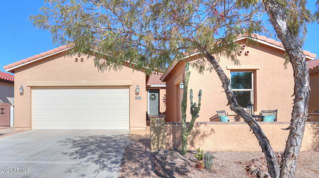 2676 E Golden Trail, Casa Grande, AZ 85194 (MLS #6181541) :: Yost Realty Group at RE/MAX Casa Grande