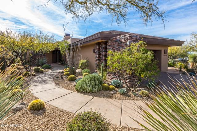 10259 E Nolina Trail, Scottsdale, AZ 85262 (MLS #6181542) :: The Ellens Team