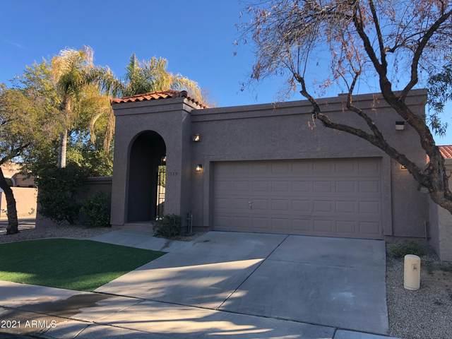 7529 N Via De La Siesta, Scottsdale, AZ 85258 (MLS #6181547) :: Service First Realty