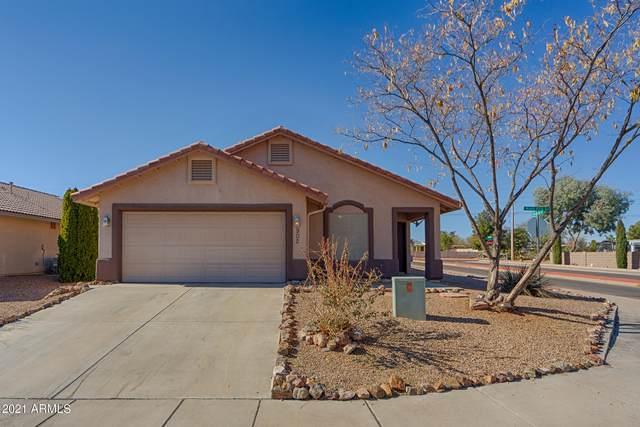 902 Monte Vista Avenue, Sierra Vista, AZ 85635 (MLS #6181551) :: Balboa Realty
