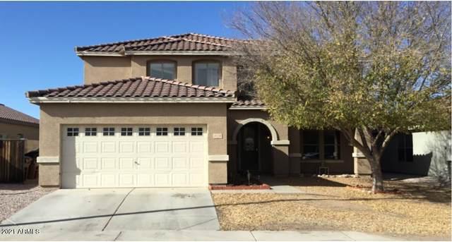 33136 N Cherry Creek Road, Queen Creek, AZ 85142 (MLS #6181557) :: Balboa Realty