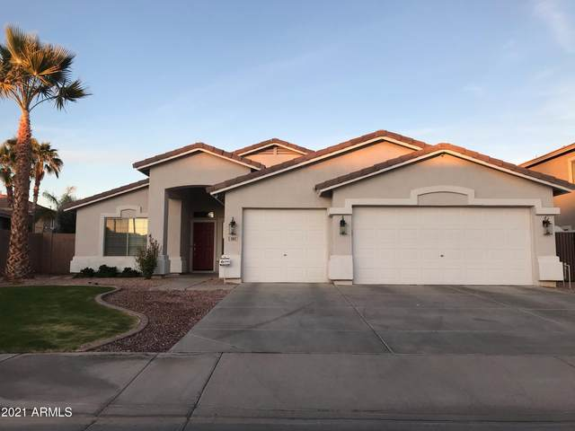 3662 S Moccasin Trail, Gilbert, AZ 85297 (MLS #6181564) :: Executive Realty Advisors
