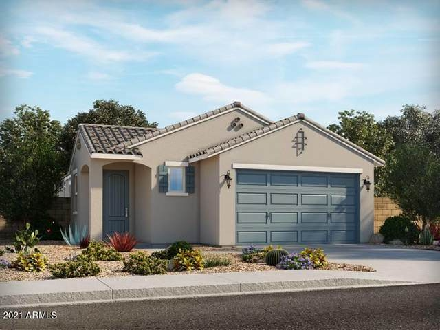 2601 E Alvaro Trail, Casa Grande, AZ 85194 (MLS #6181566) :: Homehelper Consultants
