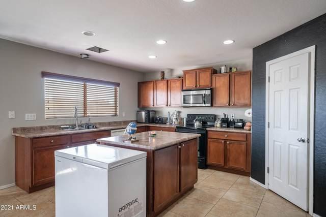 19533 N Leland Road, Maricopa, AZ 85138 (MLS #6181573) :: Power Realty Group Model Home Center