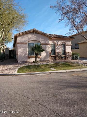 2191 N Holguin Way, Chandler, AZ 85225 (MLS #6181595) :: Executive Realty Advisors