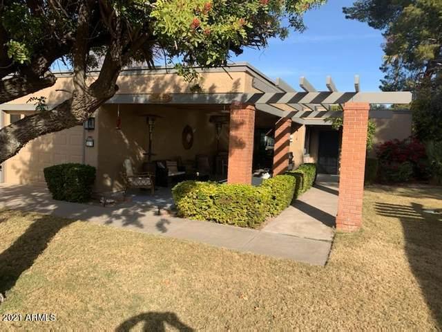 44 Leisure World, Mesa, AZ 85206 (MLS #6181598) :: Homehelper Consultants