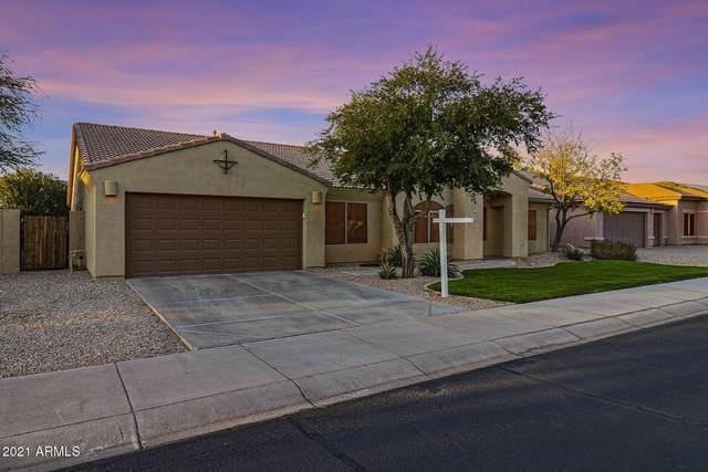 17592 W Copper Ridge Drive, Goodyear, AZ 85338 (MLS #6181610) :: Sheli Stoddart Team | M.A.Z. Realty Professionals