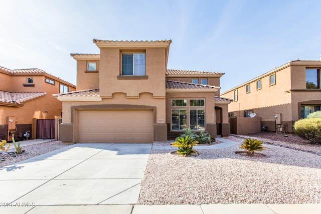 16650 S 27TH Avenue, Phoenix, AZ 85045 (MLS #6181634) :: CANAM Realty Group