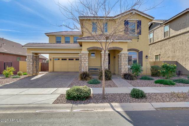 4215 E Cynthia Street, Gilbert, AZ 85295 (MLS #6181647) :: Openshaw Real Estate Group in partnership with The Jesse Herfel Real Estate Group