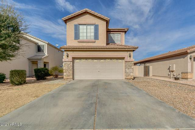850 E Lamonte Street, San Tan Valley, AZ 85140 (MLS #6181653) :: Arizona Home Group