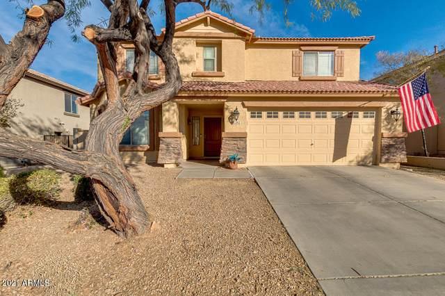 2412 W Steed Ridge, Phoenix, AZ 85085 (MLS #6181657) :: Selling AZ Homes Team