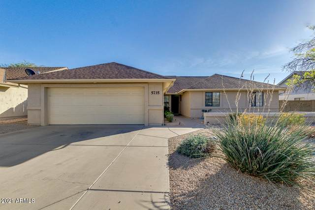 5735 E Ellis Street, Mesa, AZ 85205 (MLS #6181668) :: My Home Group
