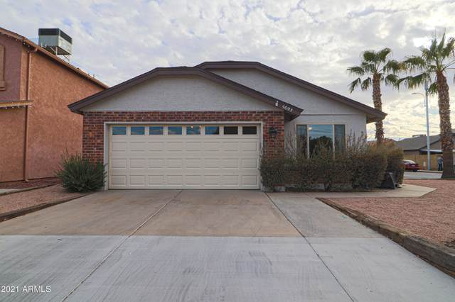 5093 W Whitten Street, Chandler, AZ 85226 (MLS #6181674) :: West Desert Group | HomeSmart
