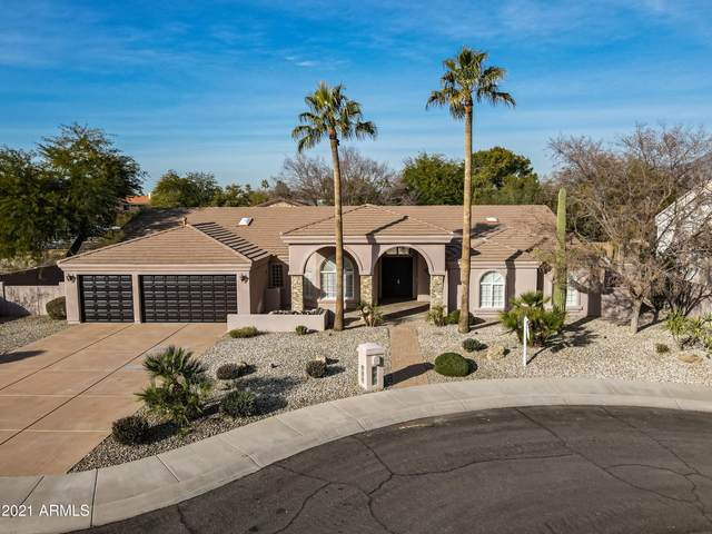 9458 E Desert Cove Avenue, Scottsdale, AZ 85260 (MLS #6181676) :: The Riddle Group