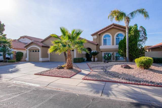 6229 W Lone Cactus Drive, Glendale, AZ 85308 (MLS #6181681) :: The Everest Team at eXp Realty
