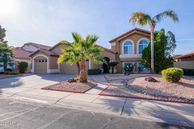 6229 W Lone Cactus Drive, Glendale, AZ 85308 (MLS #6181681) :: ASAP Realty