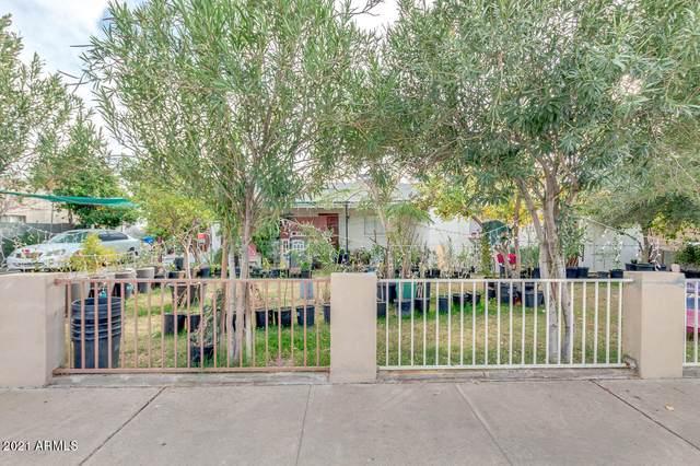 2043 W Joan De Arc Avenue, Phoenix, AZ 85029 (MLS #6181682) :: Executive Realty Advisors