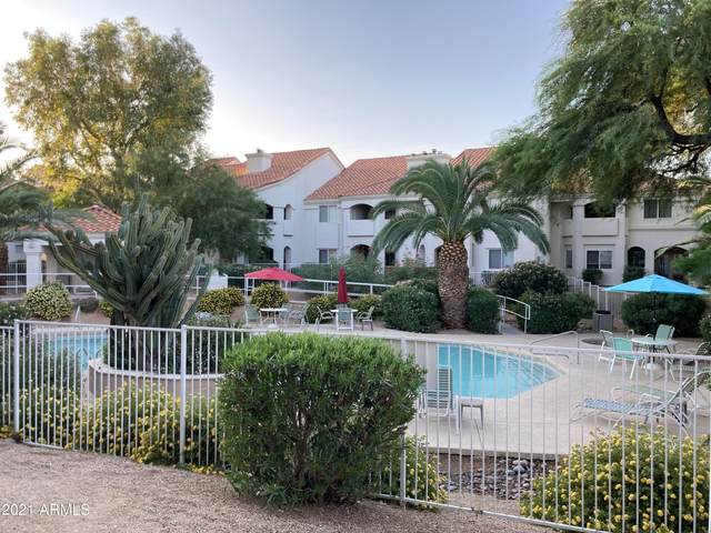 10401 N 52ND Street #206, Paradise Valley, AZ 85253 (MLS #6181683) :: Balboa Realty
