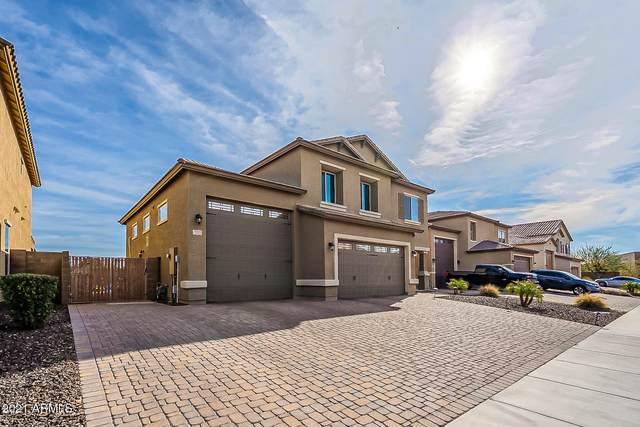 25273 N 69TH Avenue, Peoria, AZ 85383 (MLS #6181687) :: Executive Realty Advisors