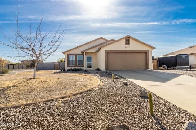 11655 W Jenero Drive, Arizona City, AZ 85123 (MLS #6181691) :: Klaus Team Real Estate Solutions