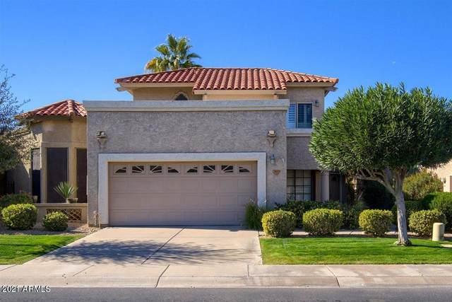 9742 N 105TH Place, Scottsdale, AZ 85258 (MLS #6181692) :: Balboa Realty