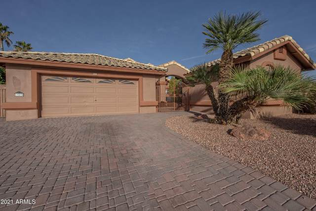 17870 N Mountain Laurel Trail, Surprise, AZ 85374 (MLS #6181704) :: Nate Martinez Team