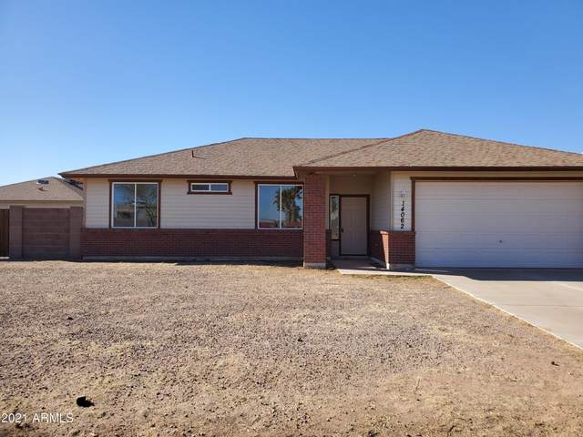 14062 S Capistrano Road, Arizona City, AZ 85123 (MLS #6181706) :: Klaus Team Real Estate Solutions
