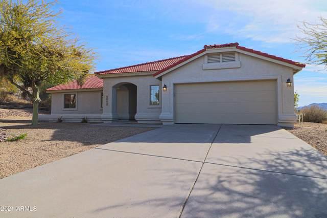 17007 E Rand Drive, Fountain Hills, AZ 85268 (MLS #6181715) :: The Newman Team