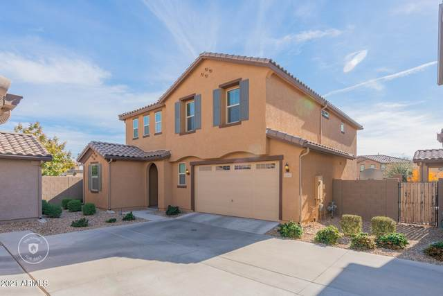 1165 N 164TH Avenue, Goodyear, AZ 85338 (MLS #6181718) :: Sheli Stoddart Team | M.A.Z. Realty Professionals