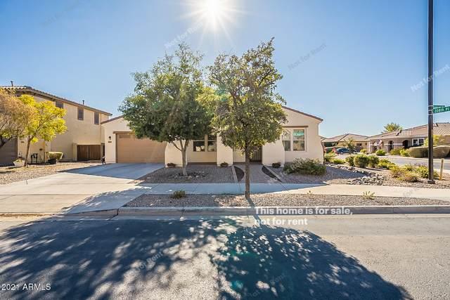 20837 E Sunset Drive, Queen Creek, AZ 85142 (MLS #6181721) :: Balboa Realty