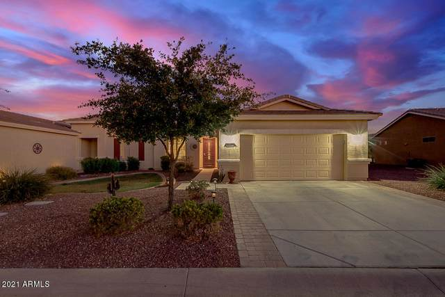 42089 W Miller Lane, Maricopa, AZ 85138 (MLS #6181722) :: Arizona Home Group