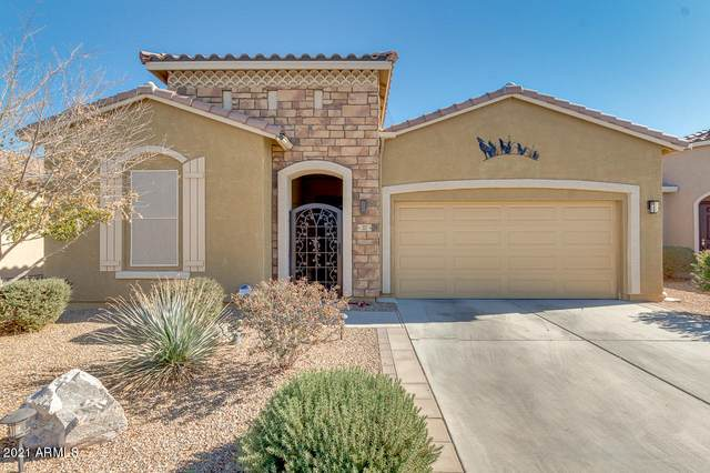312 N Questa Trail, Casa Grande, AZ 85194 (MLS #6181735) :: Nate Martinez Team