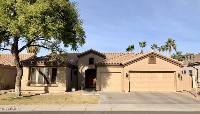 704 W Goldfinch Way, Chandler, AZ 85286 (MLS #6181748) :: John Hogen   Realty ONE Group