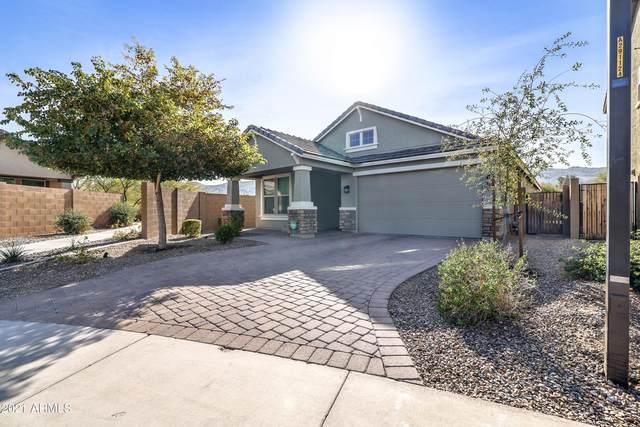 2527 E Beverly Road, Phoenix, AZ 85042 (MLS #6181774) :: The Riddle Group