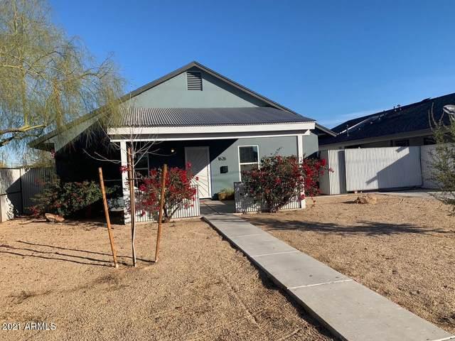 1626 E Palm Lane, Phoenix, AZ 85006 (MLS #6181780) :: The Riddle Group
