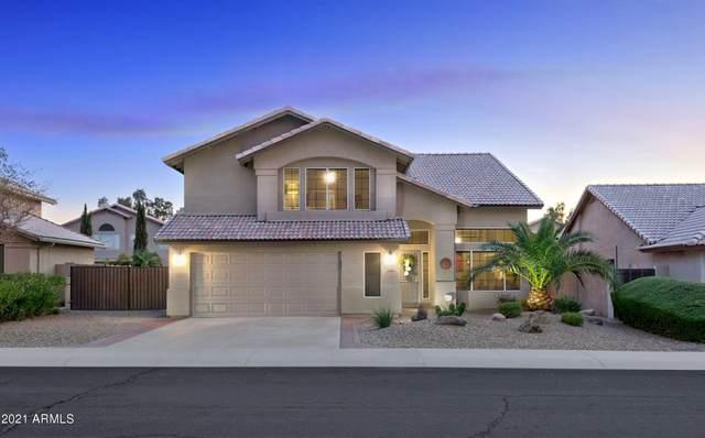 5615 W Blackhawk Drive, Glendale, AZ 85308 (MLS #6181786) :: Executive Realty Advisors