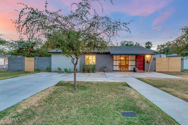 501 W Parkway Boulevard, Tempe, AZ 85281 (MLS #6181791) :: Openshaw Real Estate Group in partnership with The Jesse Herfel Real Estate Group