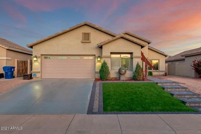 2543 N 118TH Avenue, Avondale, AZ 85392 (MLS #6181798) :: Executive Realty Advisors