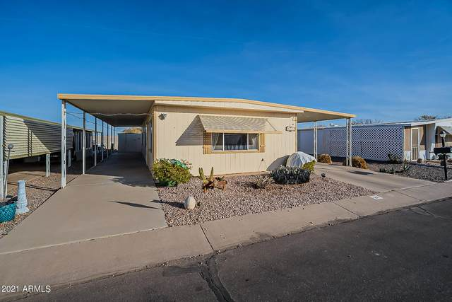 2100 N Trekell Road #24, Casa Grande, AZ 85122 (MLS #6181800) :: NextView Home Professionals, Brokered by eXp Realty