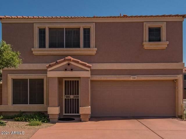 17606 N 17TH Place #1048, Phoenix, AZ 85022 (MLS #6181803) :: The Riddle Group