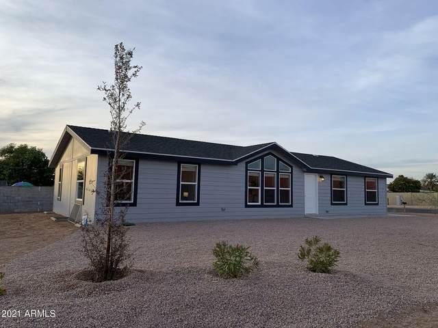 8735 E Pueblo Avenue, Mesa, AZ 85208 (MLS #6181822) :: Nate Martinez Team