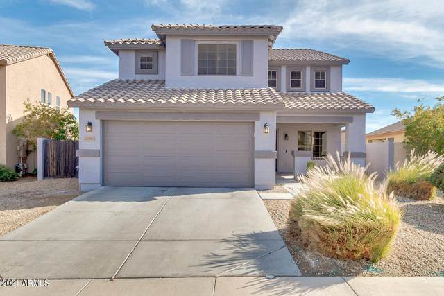 21081 N Jocelyn Lane, Maricopa, AZ 85138 (MLS #6181829) :: Executive Realty Advisors