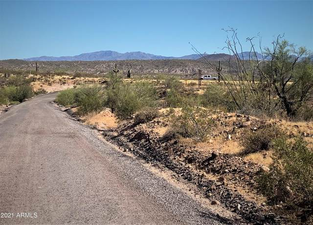 000X Grantham Ranch Road, Wickenburg, AZ 85390 (MLS #6181838) :: The W Group
