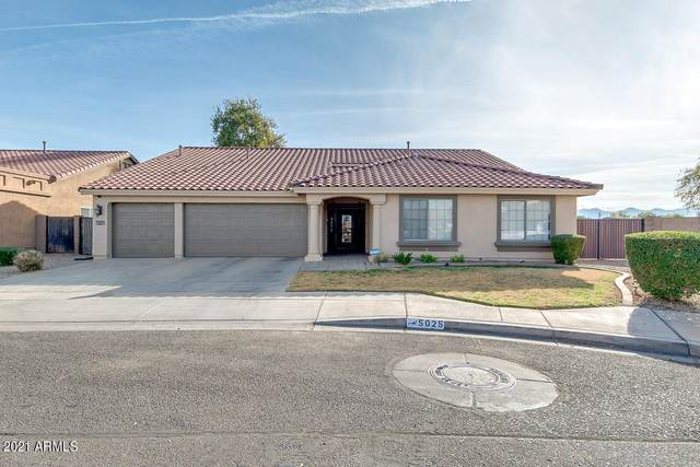 5025 W Siesta Way, Laveen, AZ 85339 (MLS #6181851) :: Openshaw Real Estate Group in partnership with The Jesse Herfel Real Estate Group