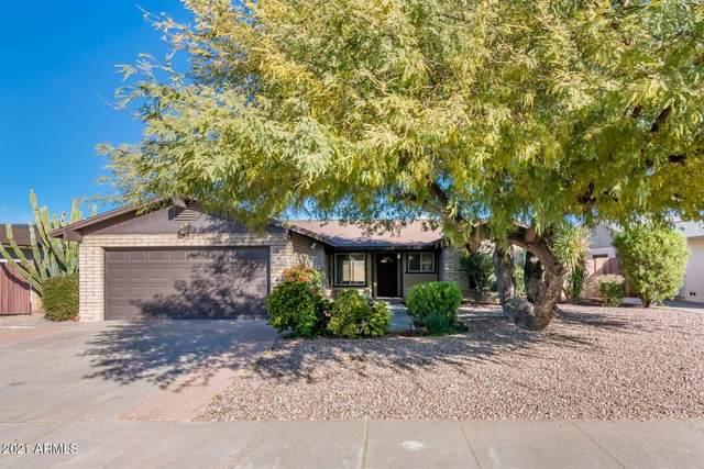5350 W Mescal Street, Glendale, AZ 85304 (MLS #6181864) :: Arizona Home Group