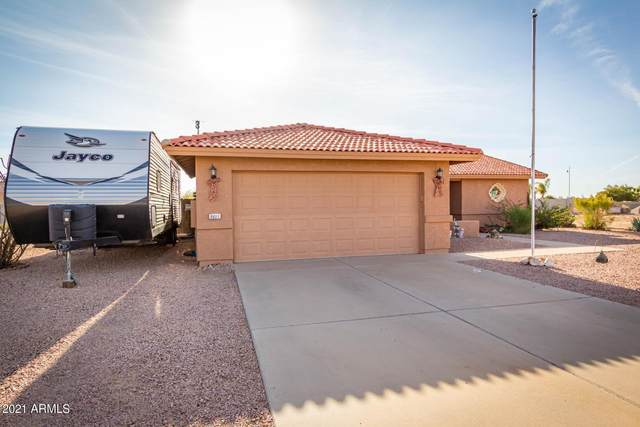 8621 W Mission Hills Drive #3, Arizona City, AZ 85123 (MLS #6181870) :: The Riddle Group